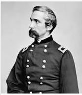 Joshua Chamberlain (1828-1914). See question #11 in the Gettysburg Trivia Quiz.