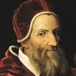 Pope Gregory VIII (1502-1585)